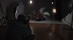 Fotograf Wilfried Verhavert aus Broechem in Belgien ist begeistert über seine neue Limbowand Hohlkehle